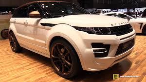 evoque land rover interior 2015 range rover evoque by startech exterior and interior