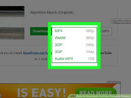 cara download mp3 dari youtube di pc 3 ways to download youtube videos in chrome wikihow
