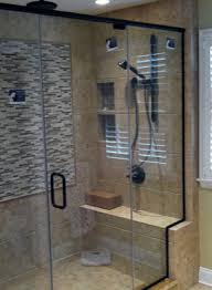 glass shower doors semi frameless frameless precision glass