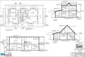 Bungalow With Loft Floor Plans 3d Visualization Of Log Home Lot 0 At Redstone Lake Canada