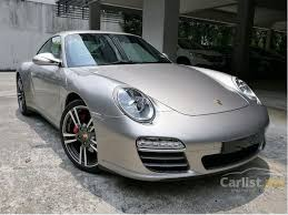 porsche 4s 2011 porsche 911 2011 4s 3 8 in selangor automatic coupe silver