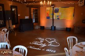 Urban Garden Phoenix - karma event lighting for weddings and special events