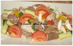 cuisiner les tripes salade de tripes recettes africaines