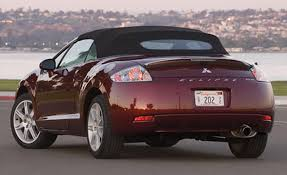 eclipse mitsubishi 2014 2007 mitsubishi eclipse spyder information and photos zombiedrive