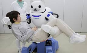 health news robot bears super sports bras and tattoo removal