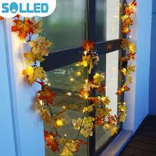 halloween lighted garland online get cheap fall lights decorations aliexpress com alibaba