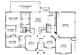 Florida Home Floor Plans Spanish Style House Plans Santa Maria 11 033 Associated Designs