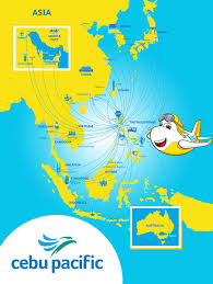 Xiamen China Map by Cebu Pacific U0027s Current Status And Route Network Expansion