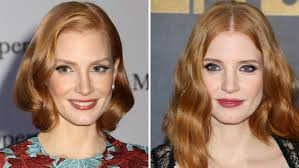 new spring haircuts jessica chastain hair how to get her lob haircut
