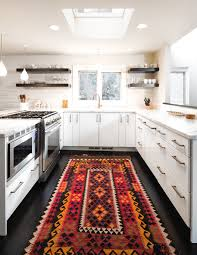 kitchen rug ideas white kitchen ideas to inspire you freshome