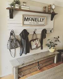 entry decor decorating under stairs rustic wall ideas 20 rustic wall