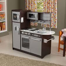 Kids Kitchen Furniture by Uptown Espresso Play Kitchen