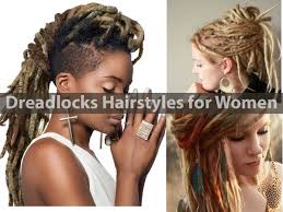 quick hairstyles for female dreads hairstyles beautiful women with