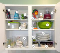 Single Kitchen Cabinet Clutter Free Kitchen Cabinets Tricks For Getting Rid Of Kitchen