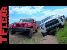 jeep wrangler limited vs unlimited 2015 toyota 4runner trd pro vs jeep wrangler road review