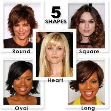 haircut for rectangle shape face hairstyles for women according to the shape of the face women