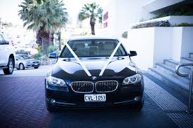 vip bmw wedding car hire perth luxury chauffeured vehicles best rates