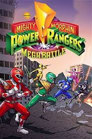 buy saban u0027s mighty morphin power rangers mega battle microsoft