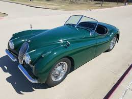 1954 jaguar xk120 roadster bring a trailer awesomness in