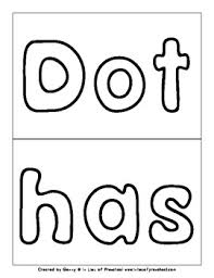 bob books printables beginning readers 1 book 3 dot tpt