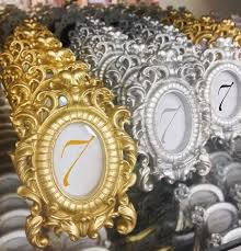 gold table number frames 143 best ღ wedding table number ღ images on pinterest wedding