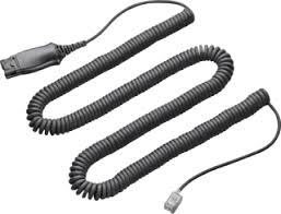 avaya desk phone headset plantronics his headset cable for avaya 1600 and 9600 series