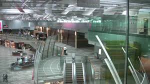 singapore changi airport terminal 3 hd youtube