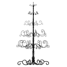 images of wire tree ornament holder best