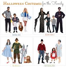 Football Halloween Costumes Halloween Costumes Family Saving Dollars U0026 Sense