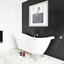 Black Bathroom Design Black And White Bathroom Designs