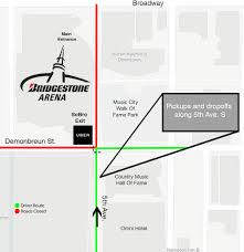 lexus of nashville downtown bridgestone arena sport events and venues in nashville uber
