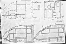 Airstream Trailer Floor Plans Book Of Camper Trailer Blueprints In South Africa By Olivia