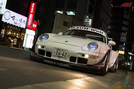 rauh welt porsche 911 spotlight jdm rauh welt begriff built porsche 993