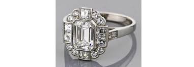 art deco engagement rings engagement rings wiki