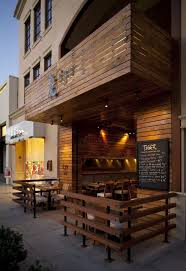 Best Small Restaurant Design Ideas On Pinterest Cafe Design - Wooden interior design ideas