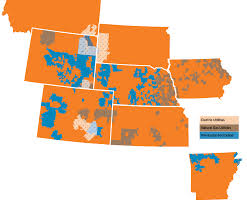 Map Of Colorado And Wyoming by Sourcegas Is Now Black Hills Energy Black Hills Corporation
