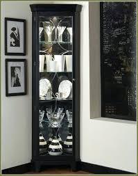 curio cabinet with light corner curio cabinets corner curio cabinets for sale 3 oxford black