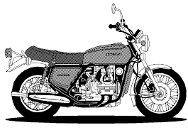 bmw motorcycle vintage bmw motorcycle clipart 27