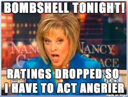 Nancy Grace Meme - nancy grace bombshell tonight meme on imgur