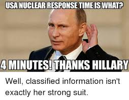 Suits Meme - usanuclearresponse timeiswhated 4 minutes thanks hillary well