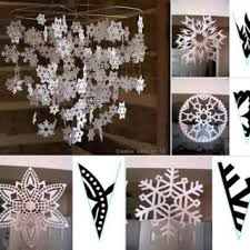 wonderful diy snowflake ornaments using pasta