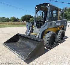 2010 john deere 318d skid steer item l4047 sold october