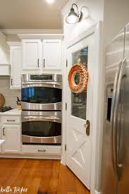 vintage glass front kitchen cabinets vintage pantry door tucker