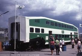 bi level the bi level coaches 1977 transit toronto content