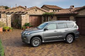 lexus luxury van 2016 lexus gx460 quick take review automobile magazine