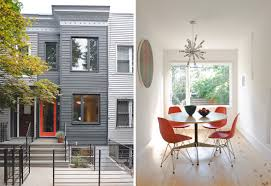 Home Design Brooklyn This Park Slope Townhouse Is Just 12 Feet Wide 6sqft