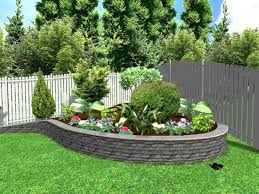 cool small backyard ideas garden and designs deck big tree