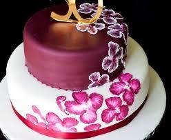 custom birthday cakes birthday cakes purple custom birthday cake idea with