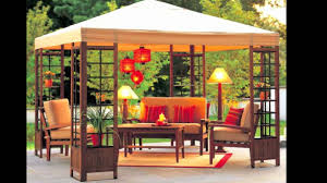 Replacement Canopy by Target Adagio Wood Gazebo Replacement Canopy Youtube