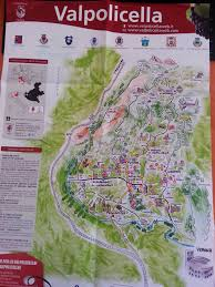 Map Of Verona Italy by Italy Wine Tasting Valpolicella Tourist Map To Learn More About